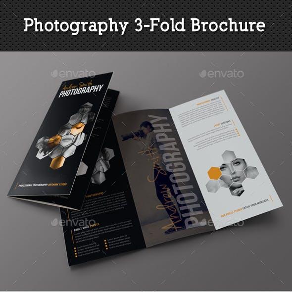 Photography Studio 3-Fold Brochure