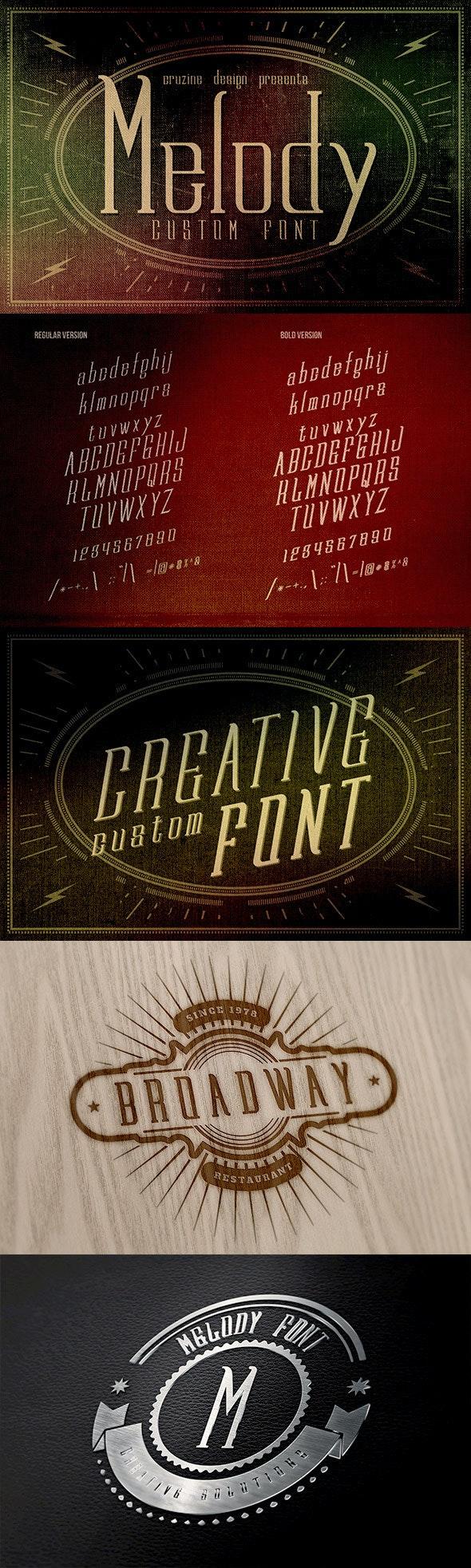 22 Best Serif Fonts  for February 2019