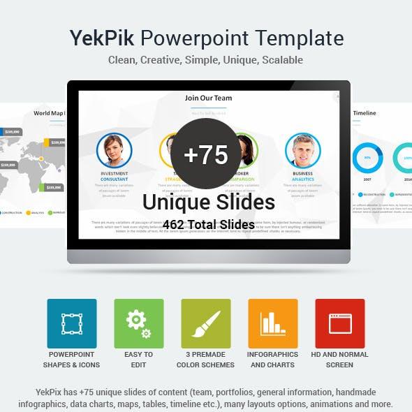 YekPix PowerPoint Presentation Template