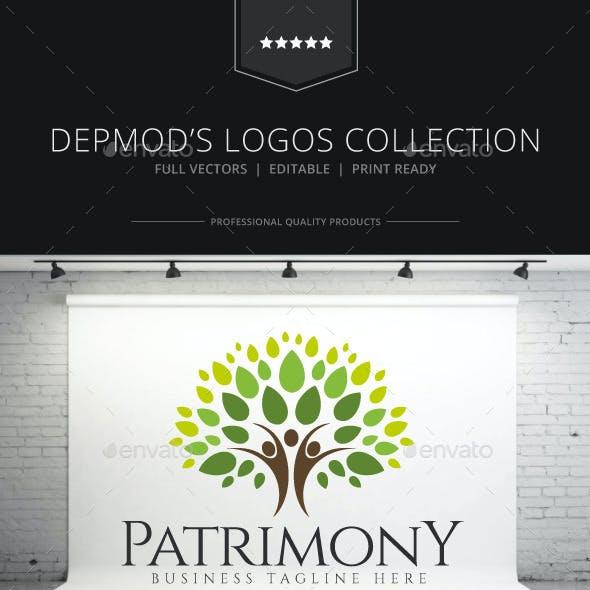 Patrimony Logo