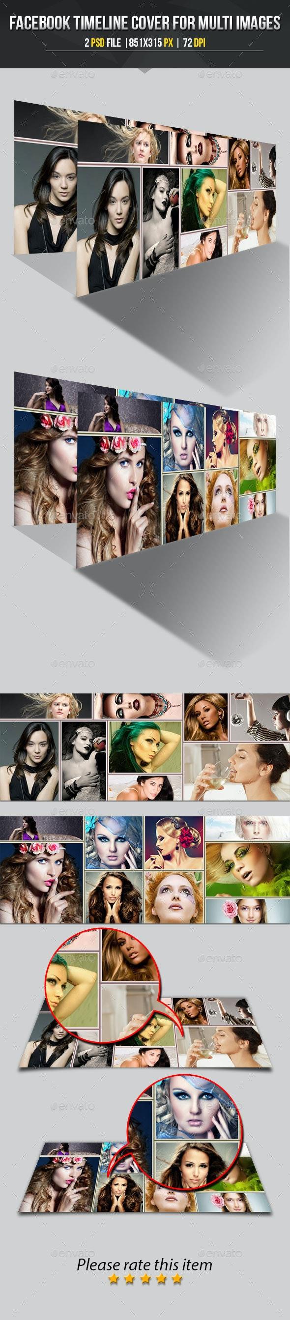 Facebook Timeline Cover for Multi Images - Facebook Timeline Covers Social Media