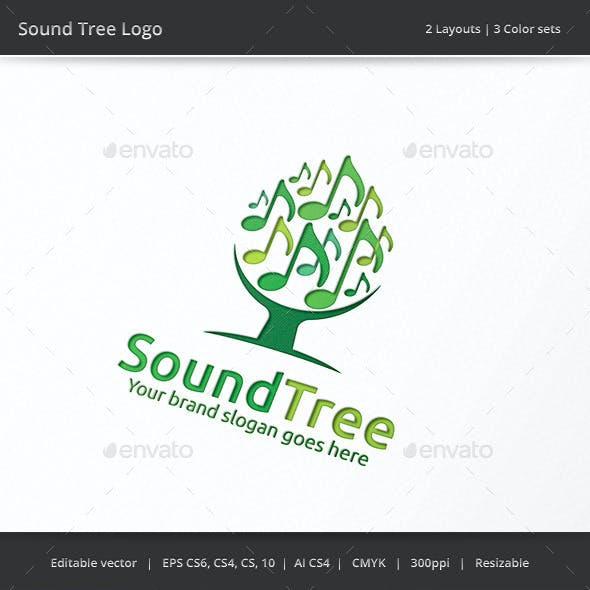 Sound Tree Logo