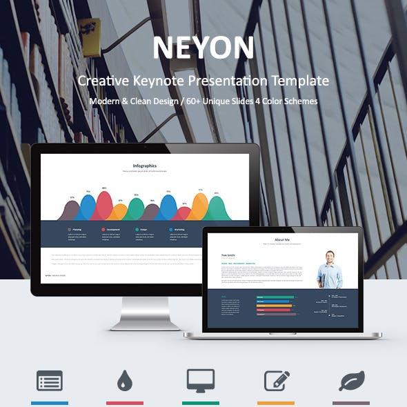 Neyon - Keynote Presentation