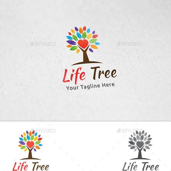 Life Tree - Logo Template