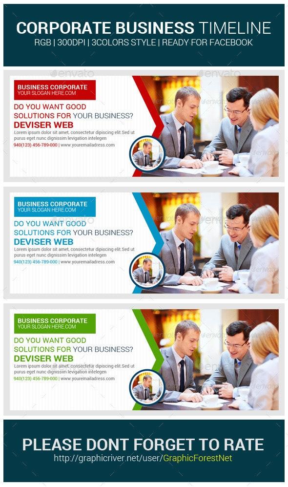 Creative & Corporate Facebook Timeline Cover - Facebook Timeline Covers Social Media