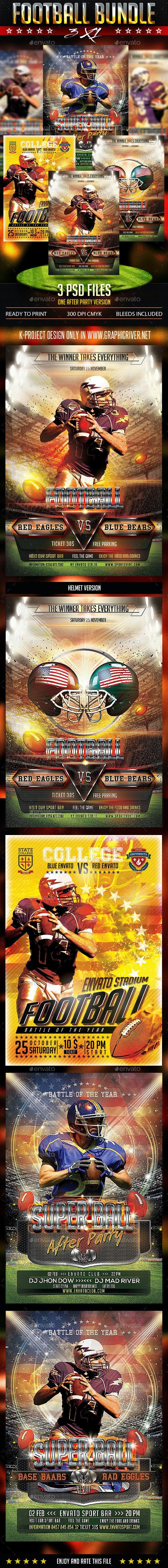 Football Bundle - Sports Events