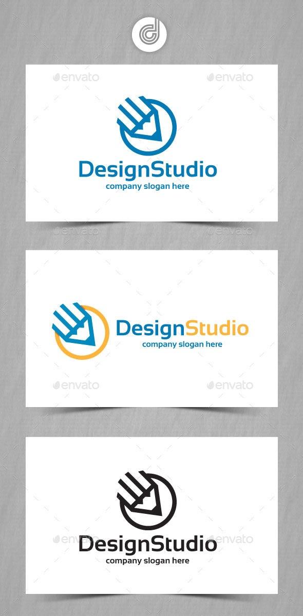 Design Studio - Objects Logo Templates