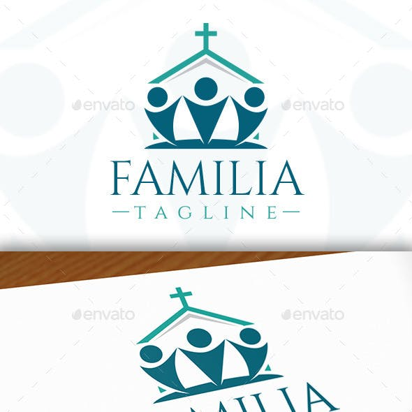 Church Family Logo
