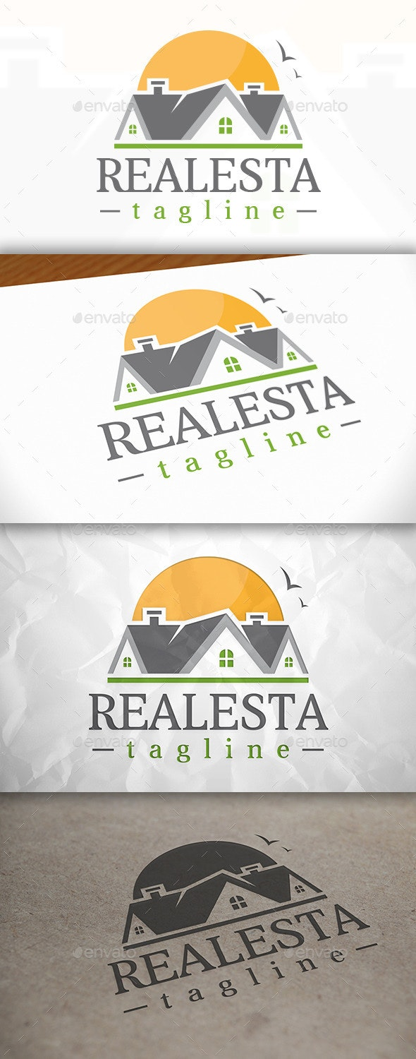 Real Estate Logo V.01