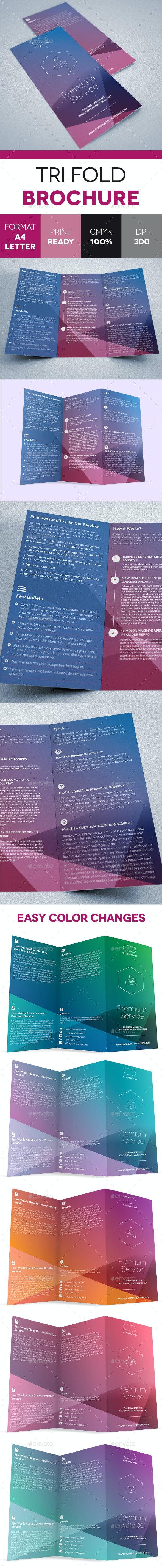 Simple Business Brochure - Corporate Brochures