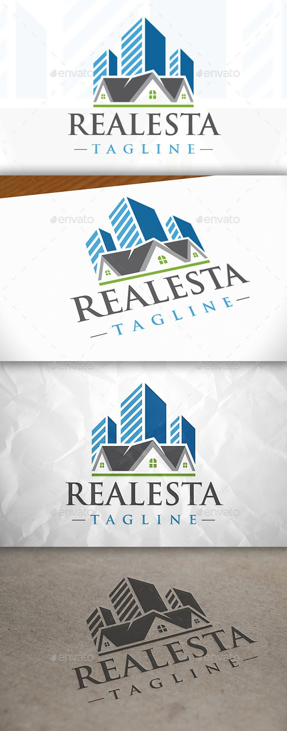 City Real Estate Logo