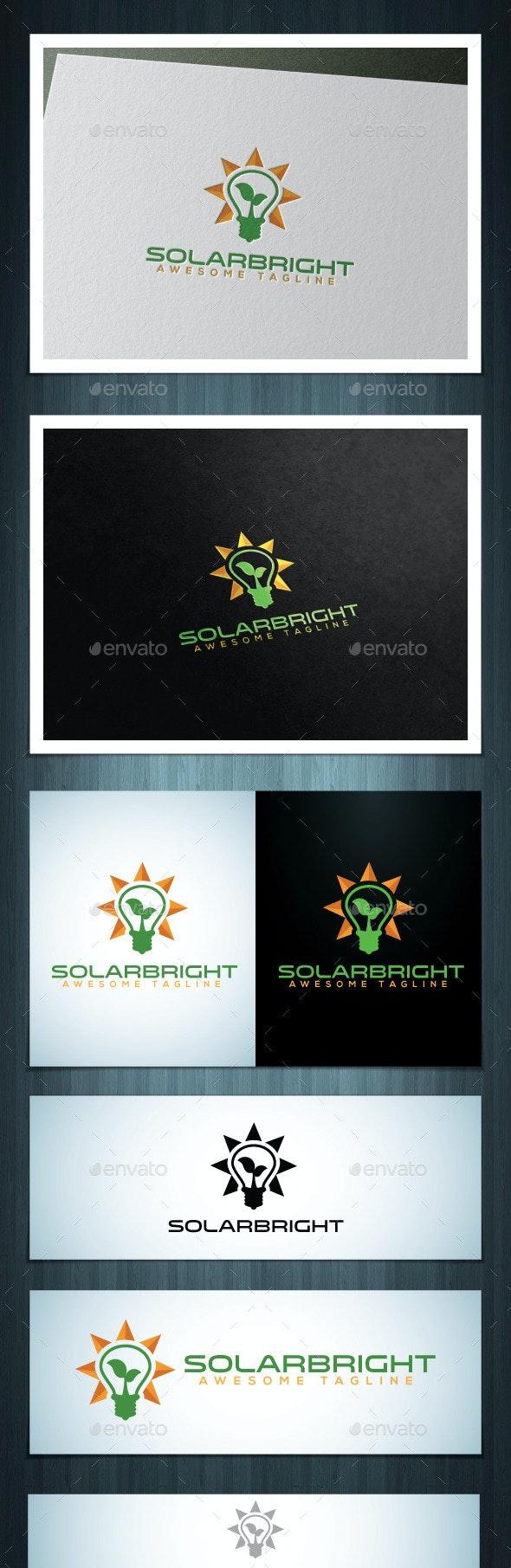 Solar Bright - Vector Abstract