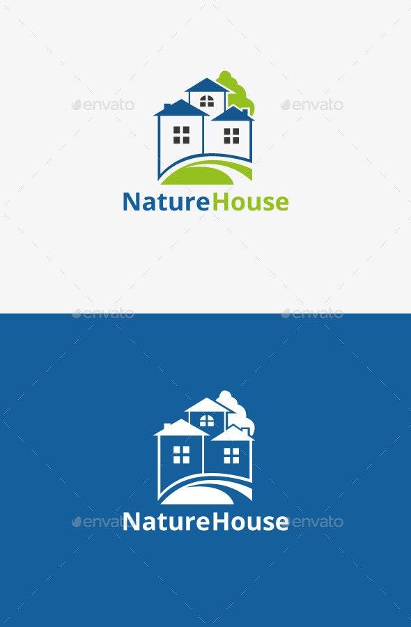Real Estate Logo - Nature Logo Templates
