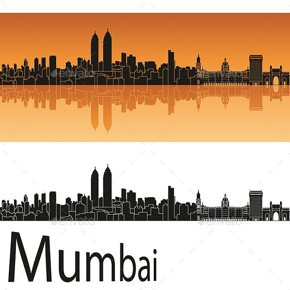 Mumbai Skyline  - Buildings Objects