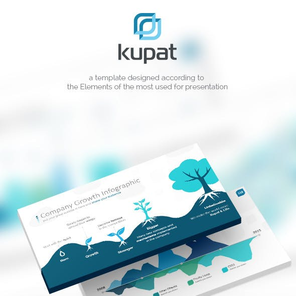Kupat - Big Deal Powerpoint Template