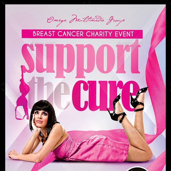 Support The Cure