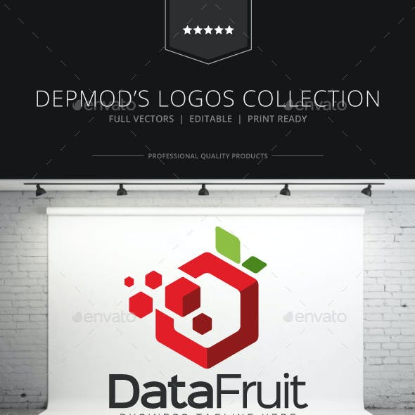 Data Fruit Logo