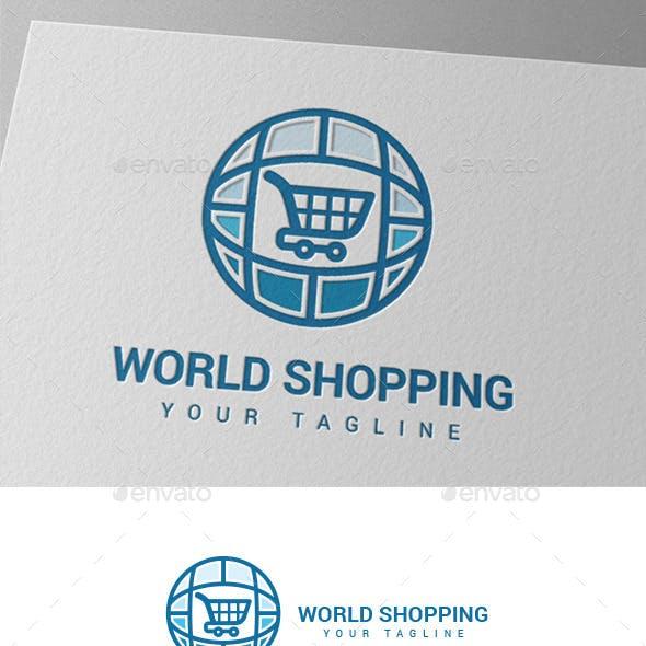 World Wide Online Shopping Market Logo