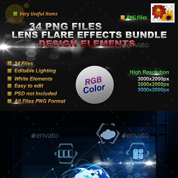 Lens Flare Bundle