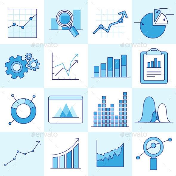 Vector Set of Business Graphs - Business Conceptual