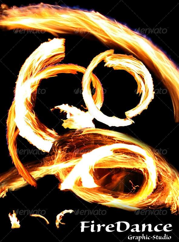 Fire Dance Textures - Nature Textures