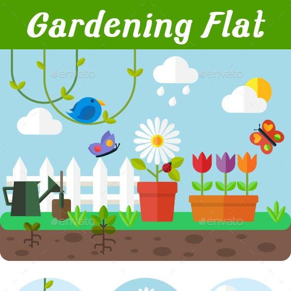 Flat Gardening