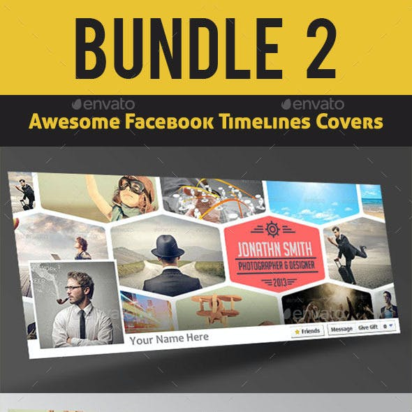 The Bundle Facebook Timelines Covers