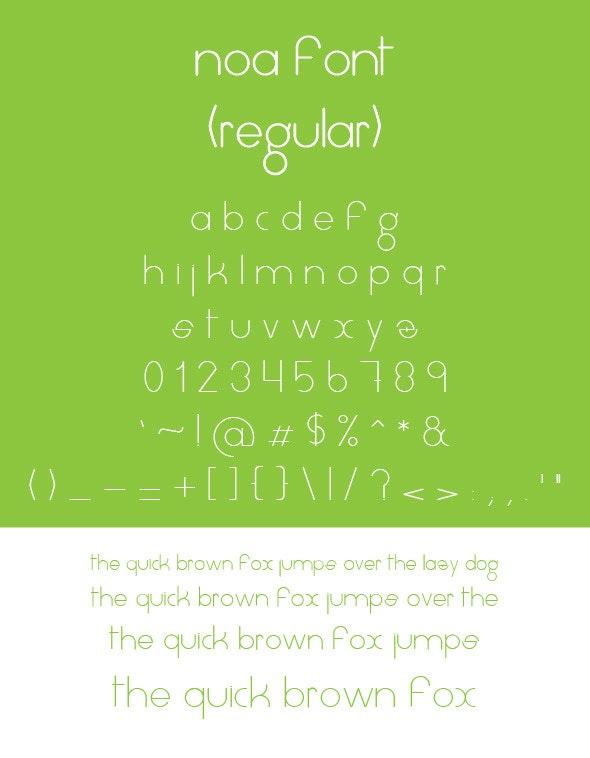 Noa Font