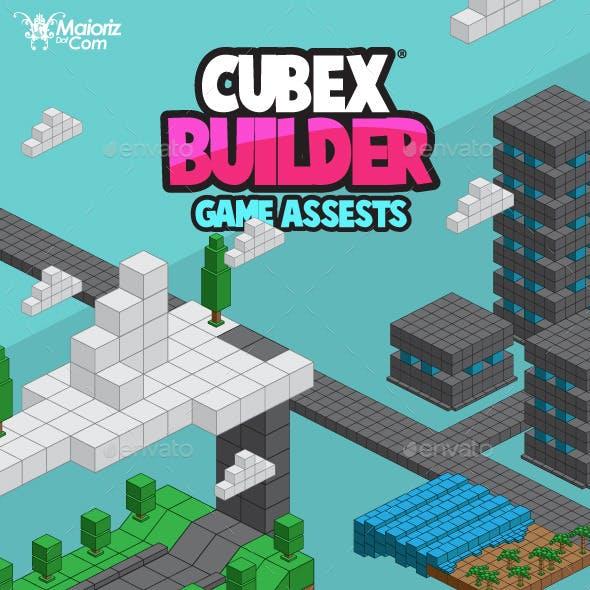 Cubex Builder Tilesets