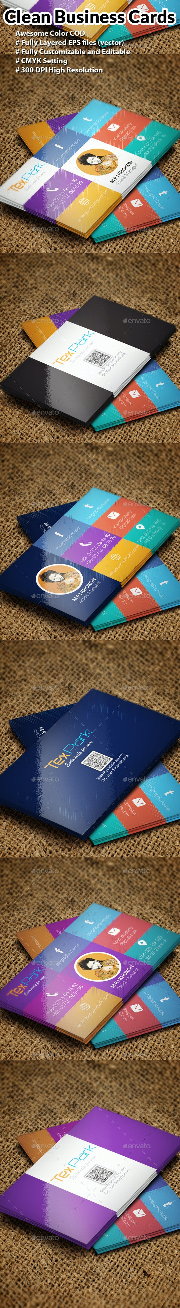 Modern Creative Business Card  - Creative Business Cards