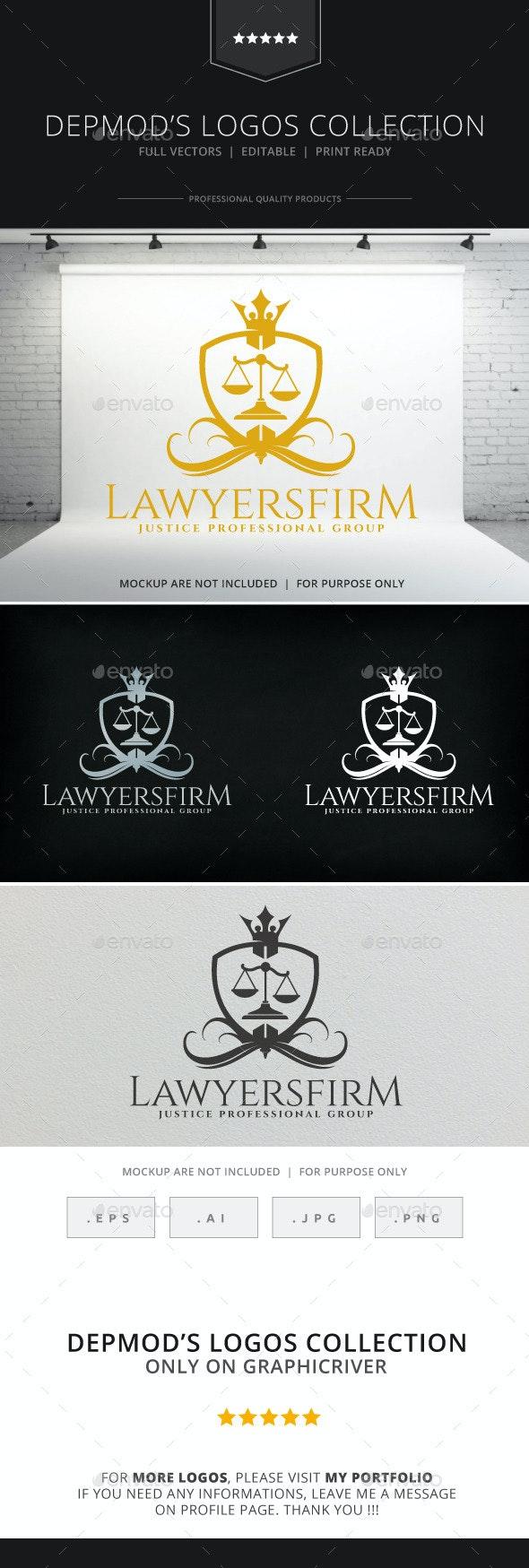 Lawyers Firm Logo