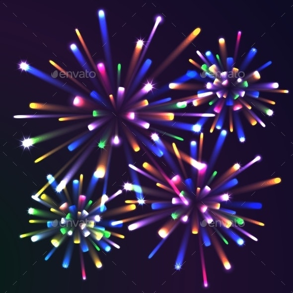 Firework - Christmas Seasons/Holidays