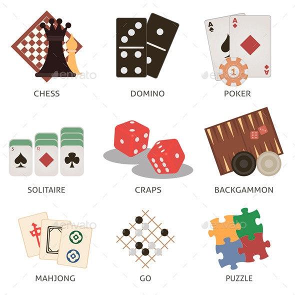Games - Miscellaneous Vectors