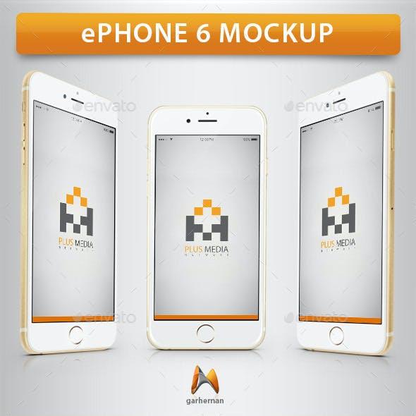 ePhone 6 Mockup