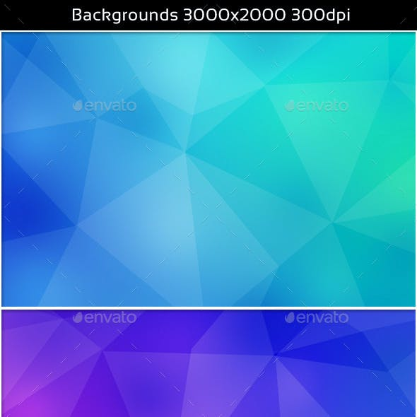 Polygons Backgrounds