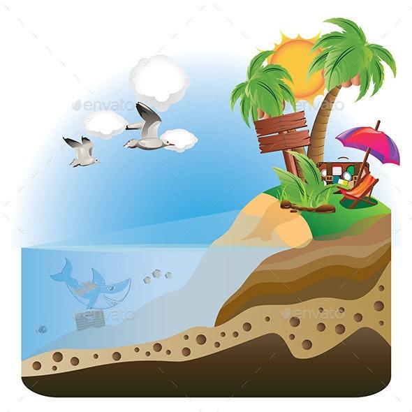 Treasure Island - Landscapes Nature