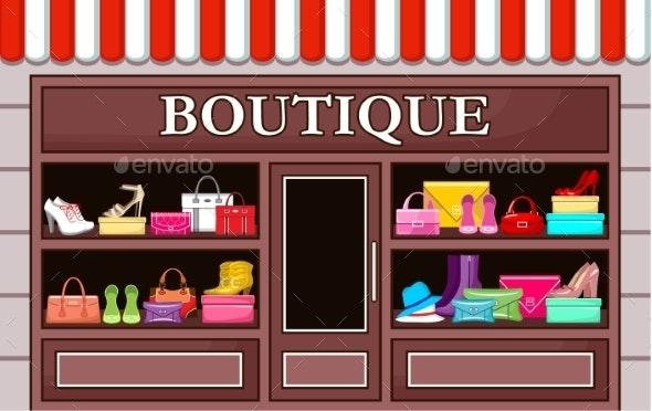 Fashion Boutique.  - Retail Commercial / Shopping