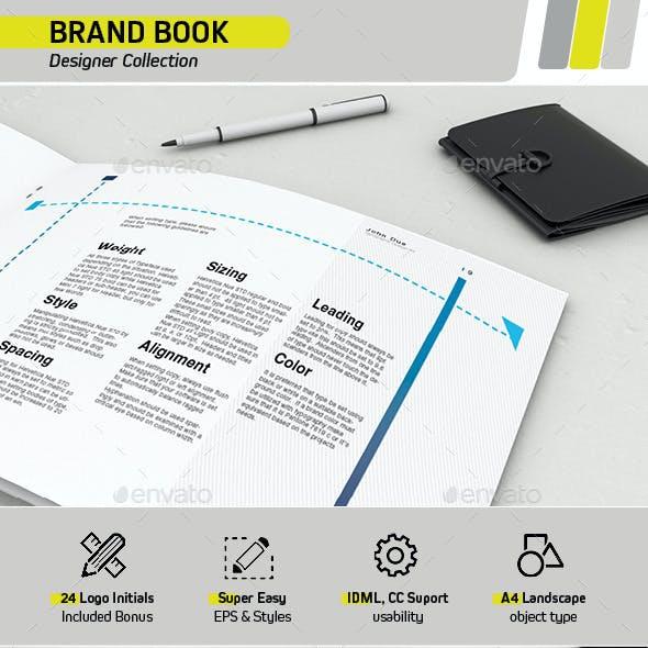 Brand Book For Designers