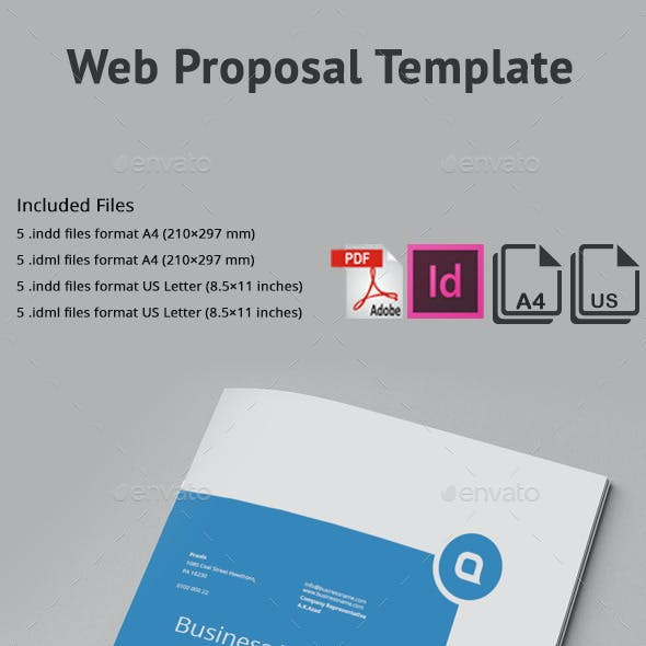 Web Proposal Template