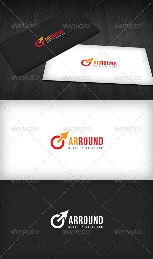 Arround Logo - Vector Abstract