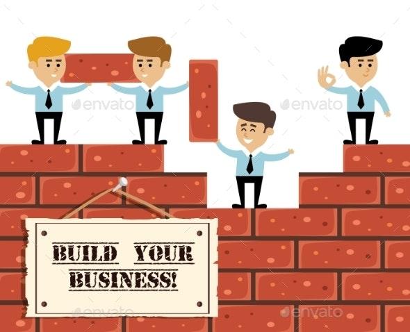 Build Business Concept - Concepts Business