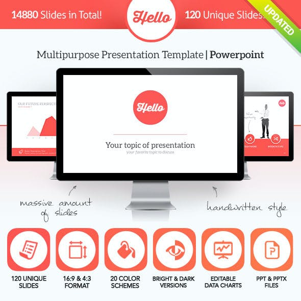 Hello PowerPoint - Multipurpose Presentation