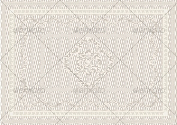 MEANDER BORDER ROUNDED - Borders Decorative