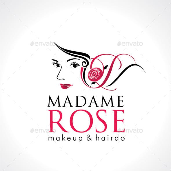 Hair and Makeup Logo