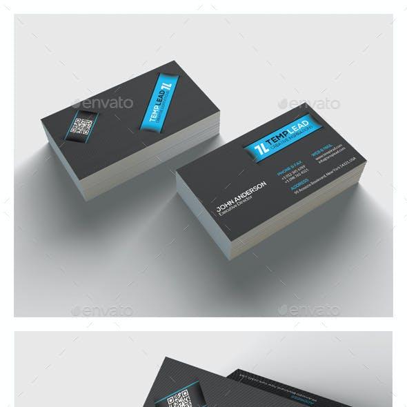 Modern Corporate Business Card HP0029