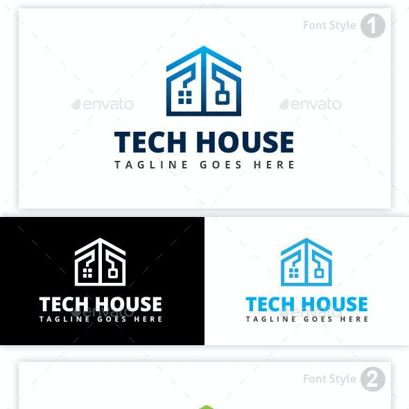 Tech & House Logo