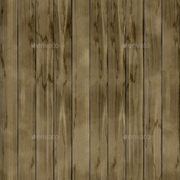 Wood Fence Seamless Generated Texture - Wood Textures