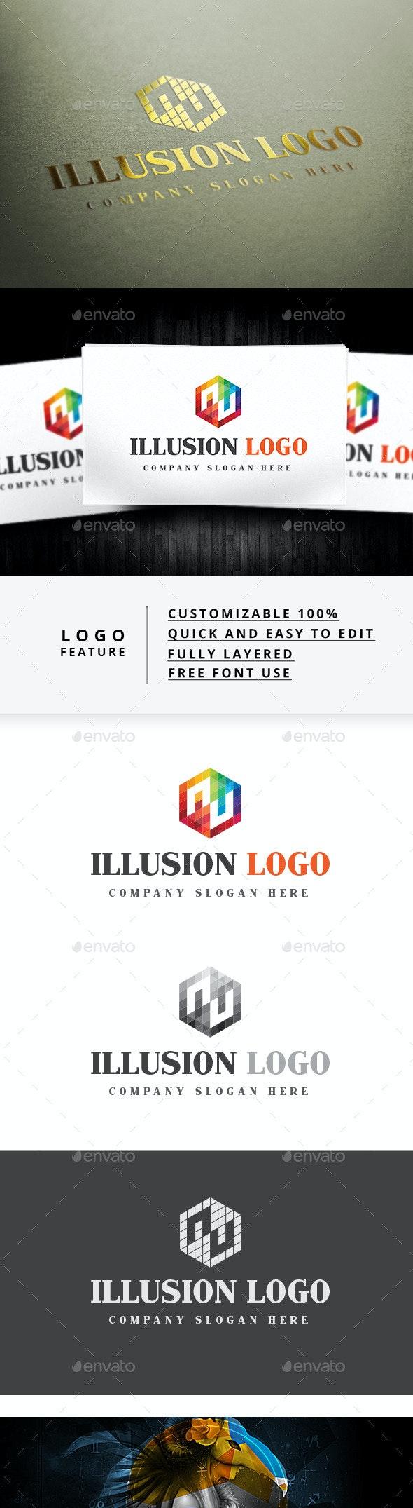 Illusion Logo - Logo Templates