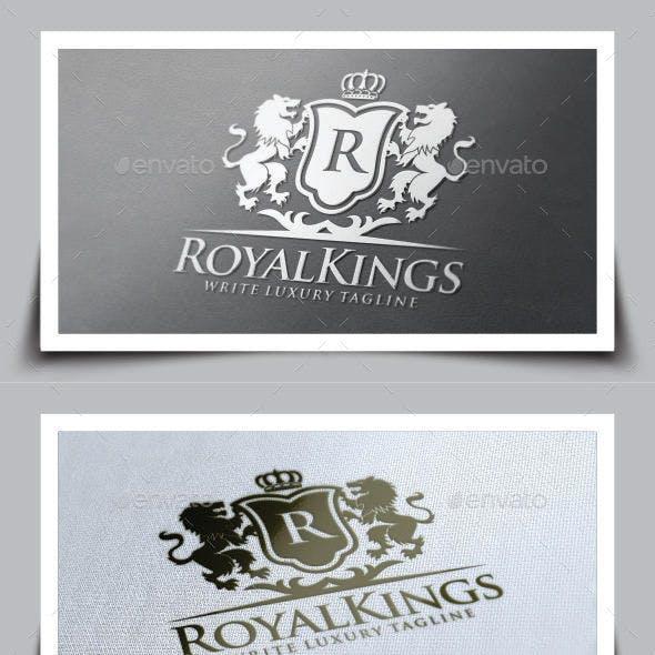 Royal Luxury Logo Template