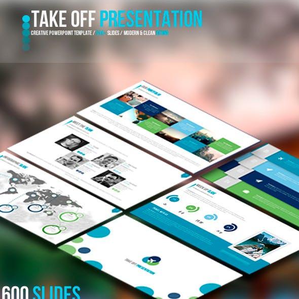 Take Off Presentation